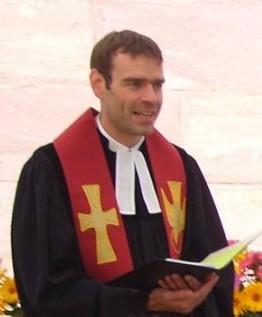 Pfarrer Tobias Brendel